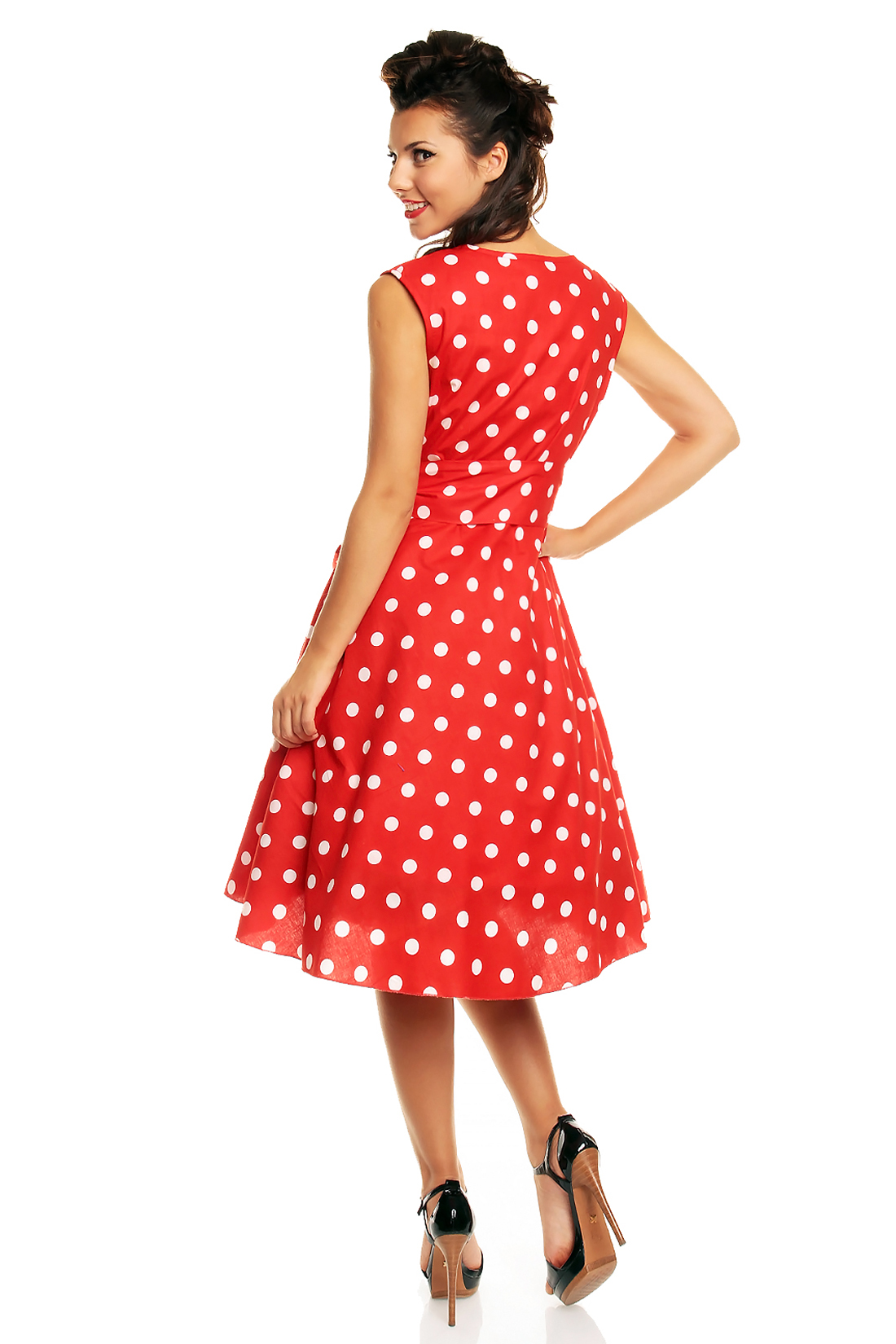 Shop from the world's largest selection and best deals for Polka Dot Dresses for Women. Shop with confidence on eBay!