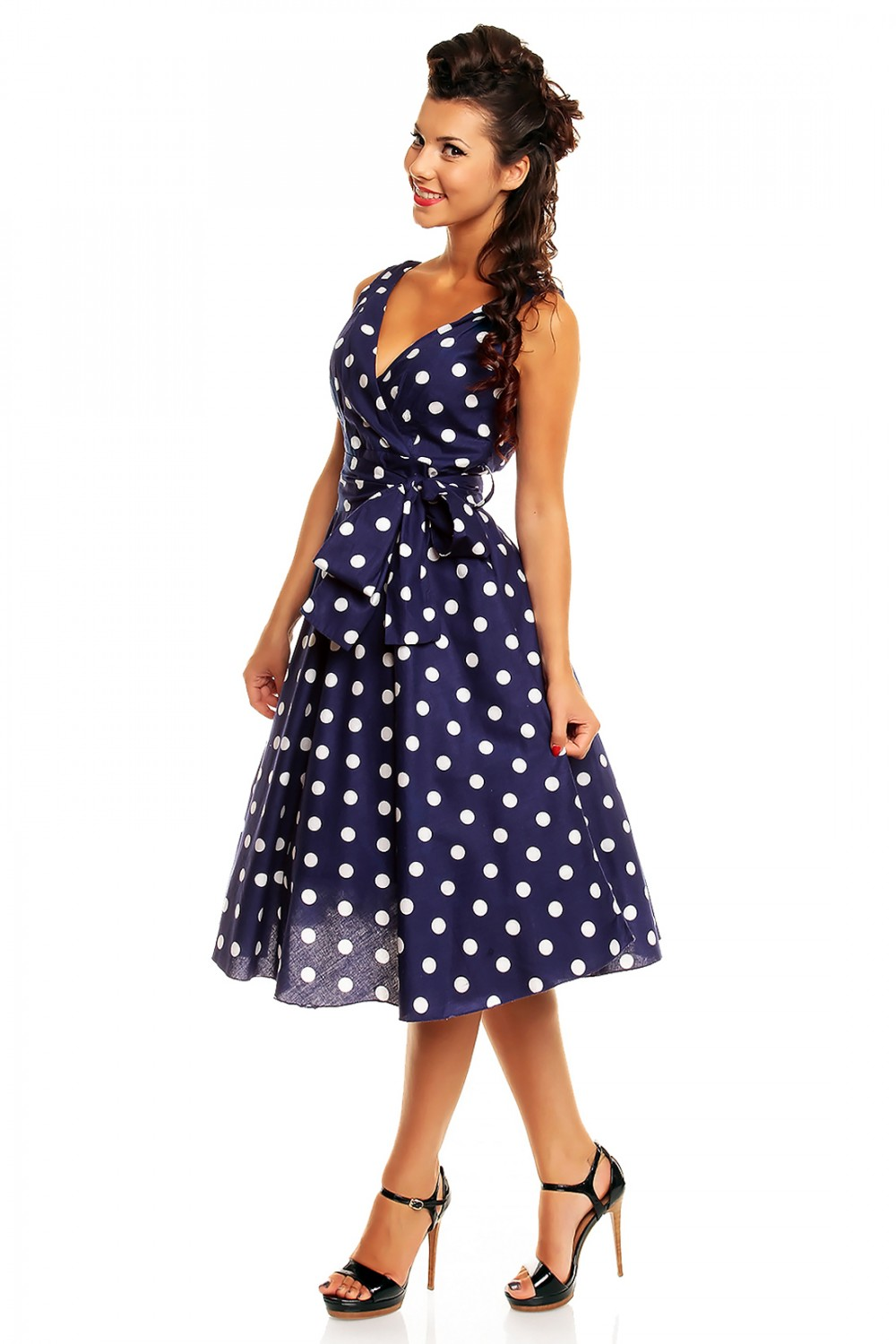 Rockabilly Dress Plus Size Uk - Ficts