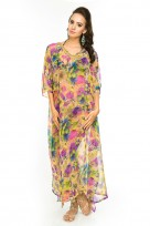 Ladies Full Length Maxi Pool Beach Kaftan