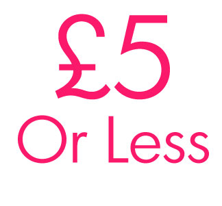 £5 or Less