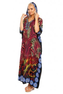 Hooded Kaftans